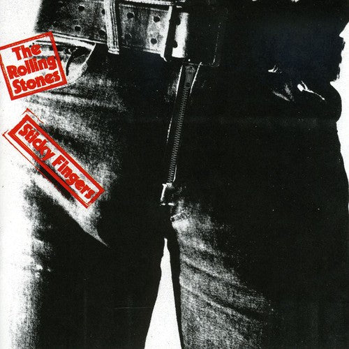 ROLLING STONES, THE - STICKY FINGERS LP