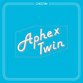 APHEX TWIN - CHEETAH 12""
