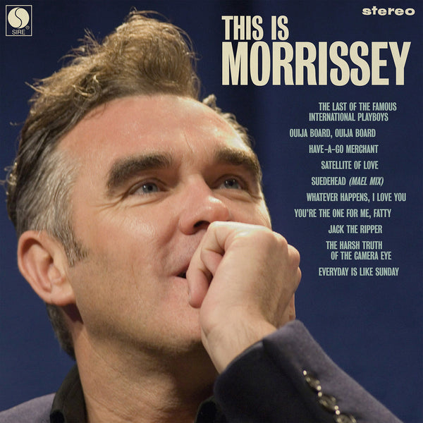 MORRISSEY - THIS IS MORRISSEY LP