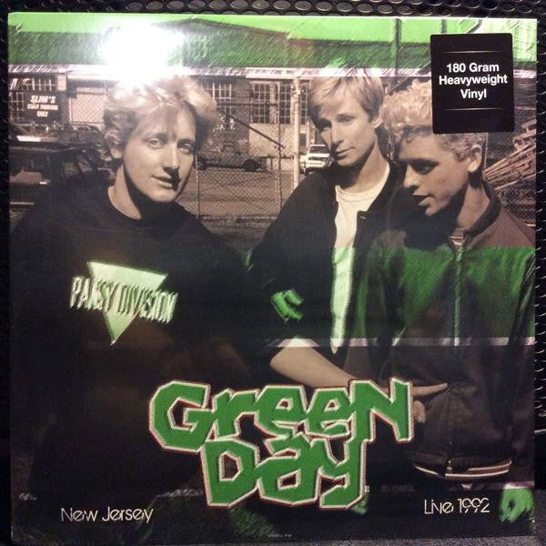 GREEN DAY - LIVE 1992 LP