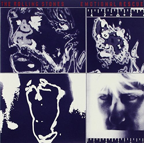 ROLLING STONES, THE - EMOTIONAL RESCUE LP