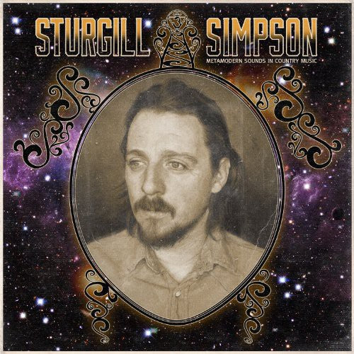 SIMPSON, STURGILL - METAMODERN SOUNDS IN COUNTRY MUSIC LP