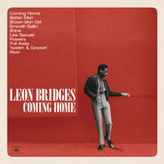 BRIDGES, LEON - COMING HOME LP