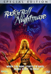 ROCK 'N' ROLL NIGHTMARE DVD