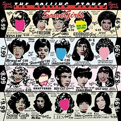 ROLLING STONES, THE - SOME GIRLS LP