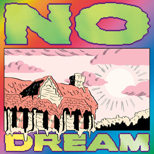 [PRE-ORDER 08/21] ROSENSTOCK, JEFF - NO DREAM LP