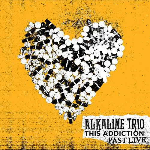 ALKALINE TRIO - THIS ADDICTION PAST LIVE LP