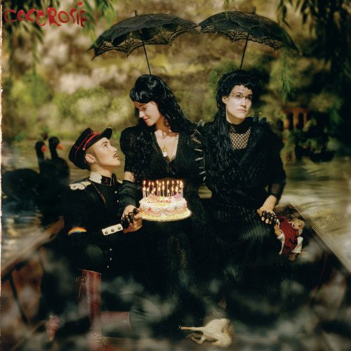 COCOROSIE - THE ADVENTURES OF GHOSTHORSE AND STILLBORN LP