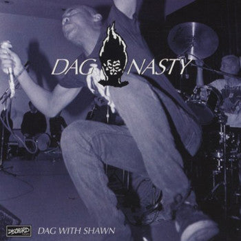 DAG NASTY - DAG WITH SHAWN LP