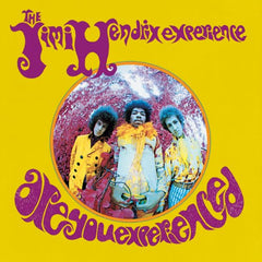 HENDRIX, JIMI EXPERIENCE - ARE YOU EXPERIENCED LP