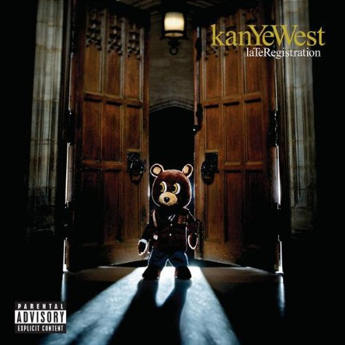 WEST, KANYE - LATE REGISTRATION LP