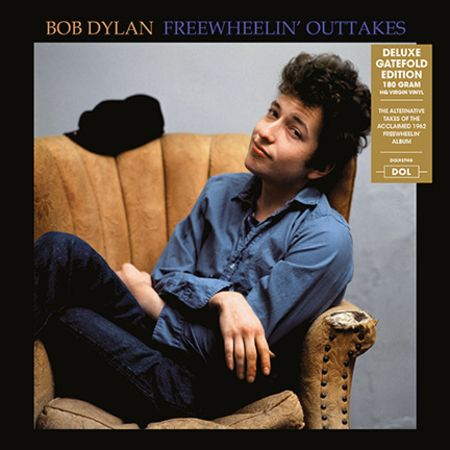 DYLAN, BOB - FREEWHEELIN' OUTTAKES LP