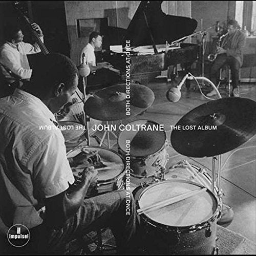 COLTRANE, JOHN - BOTH DIRECTIONS AT ONCE: THE LOST ALBUM LP
