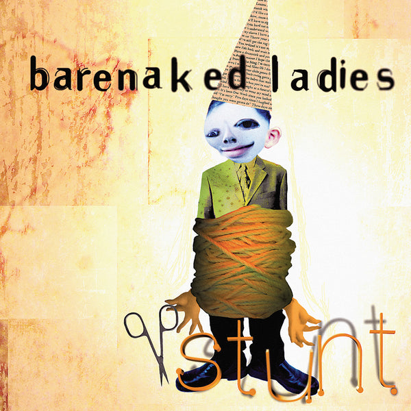 BARENAKED LADIES - STUNT 2XLP
