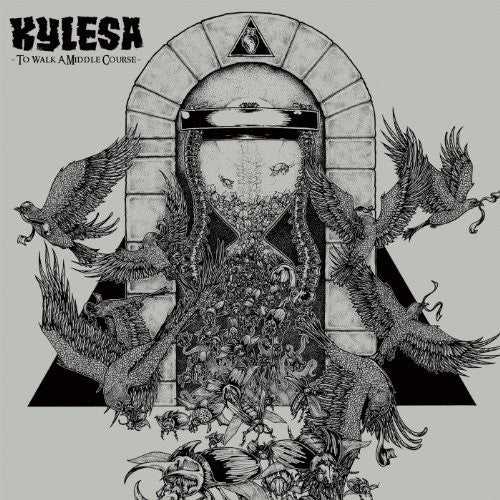 KYLESA - TO WALK A MIDDLE COURSE LP