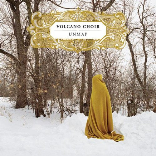 VOLCANO CHOIR - UNMAP LP