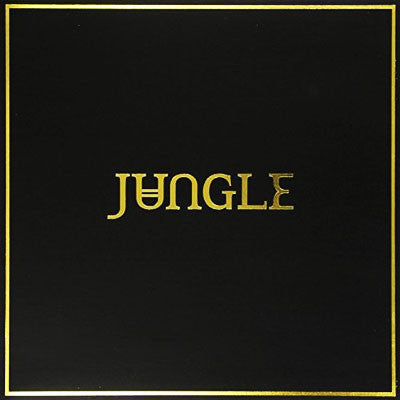 JUNGLE - S/T LP