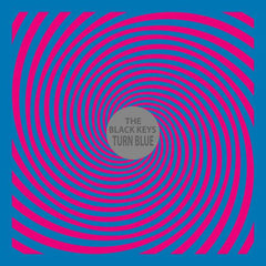 BLACK KEYS, THE - TURN BLUE LP