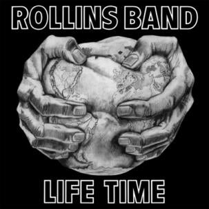 ROLLINS BAND - LIFE TIME LP