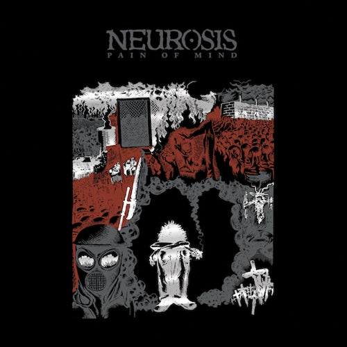 NEUROSIS - PAIN OF MIND LP