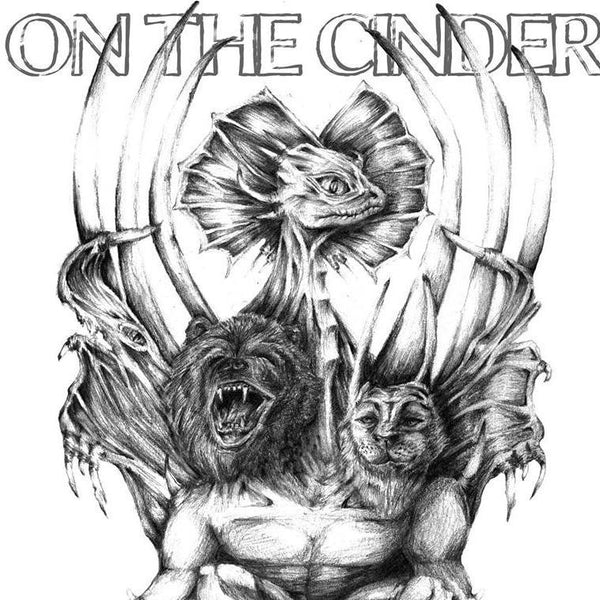 ON THE CINDER - CAUSTIC 7""
