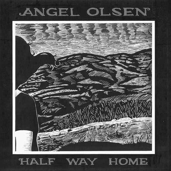 OLSEN, ANGEL - HALF WAY HOME LP
