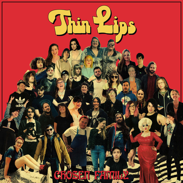 THIN LIPS - CHOSEN FAMILY LP