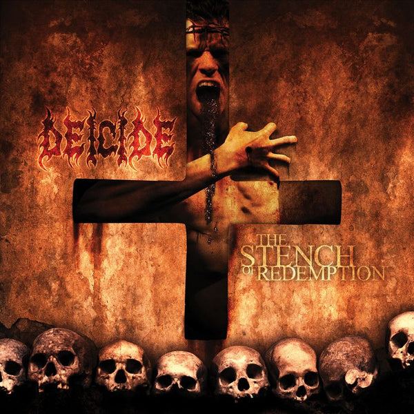 DEICIDE - THE STENCH OF REDEMPTION LP