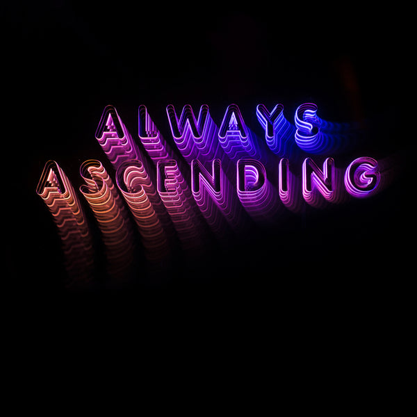 FRANZ FERDINAND - ALWAYS ASCENDING LP