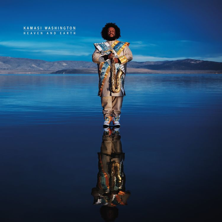 WASHINGTON, KAMASI - HEAVEN AND EARTH 4XLP