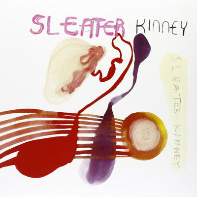SLEATER KINNEY - ONE BEAT LP
