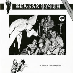 REAGAN YOUTH - VOL. 1 LP