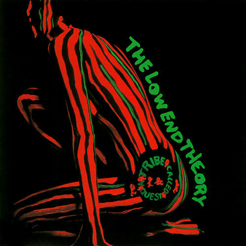 TRIBE CALLED QUEST, A - THE LOW END THEORY 2XLP