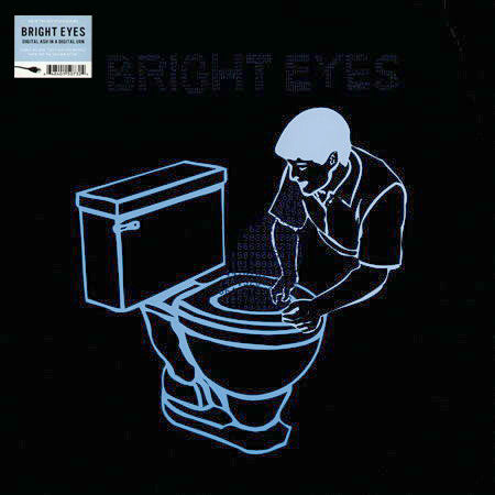 BRIGHT EYES - DIGITAL ASH IN A DIGITAL URN 2XLP