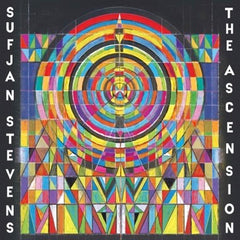[PRE-ORDER 10/02] STEVENS, SUFJAN - THE ASCENSION 2XLP