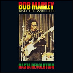 MARLEY, BOB & THE WAILERS RASTA REVOLUTION