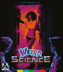 WEIRD SCIENCE BLU-RAY
