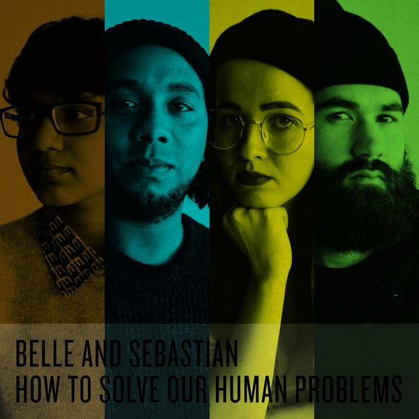 BELLE AND SEBASTIAN - HOW TO SOLVE OUR HUMAN PROBLEMS (PARTS 1-3) 3X12""