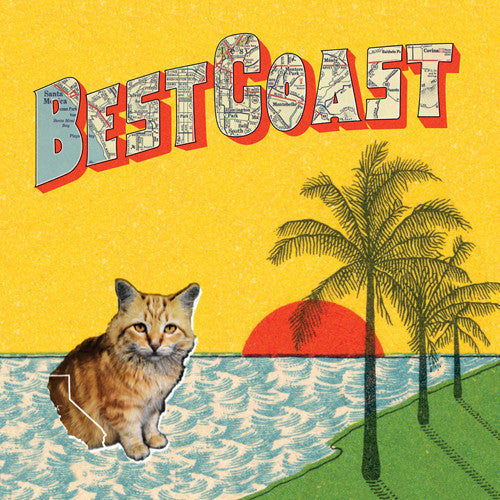 BEST COAST - CRAZY FOR YOU LP