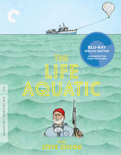LIFE AQUATIC, THE BLU-RAY