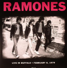 RAMONES - LIVE IN BUFFALO 1979 LP