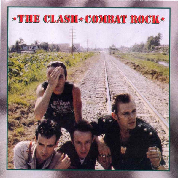 CLASH, THE - COMBAT ROCK LP