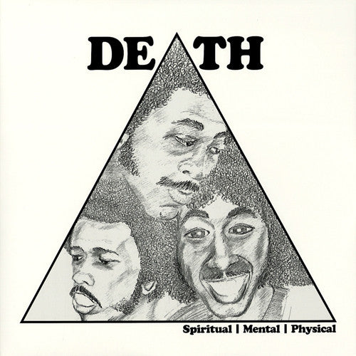 DEATH - SPIRITUAL MENTAL PHYSICAL LP