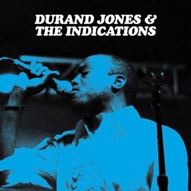 JONES, DURAND & THE INDICATIONS - S/T LP