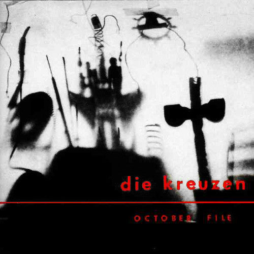 DIE KREUZEN - OCTOBER FILE LP