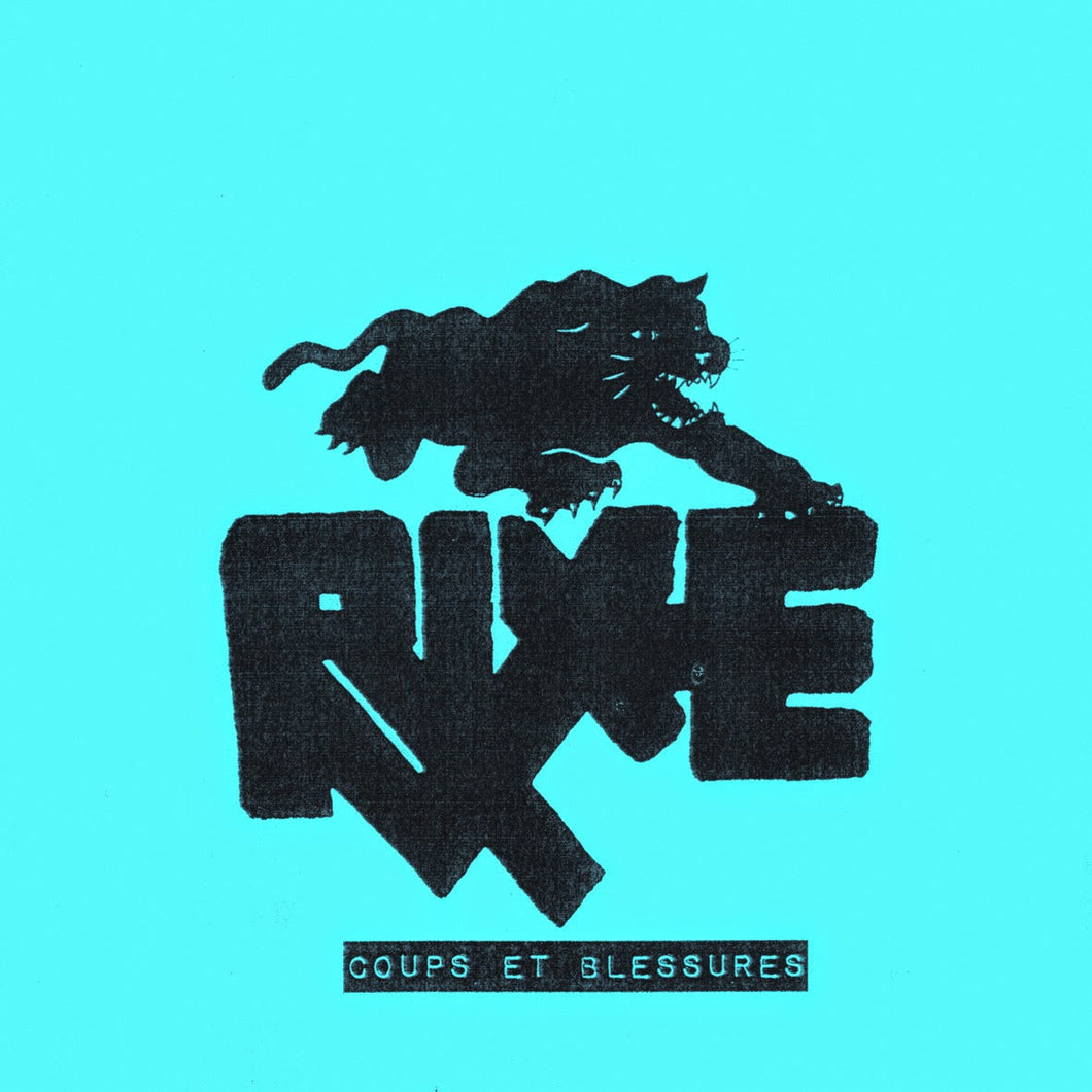 RIXE - COUPS ET BLESSURES 7