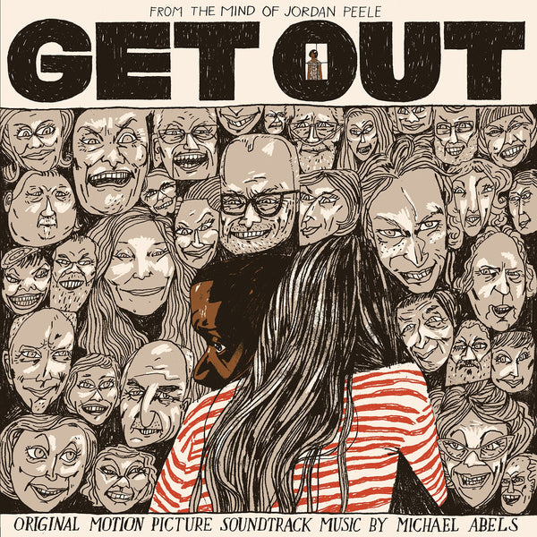 ABELS, MICHAEL - GET OUT OST 2XLP