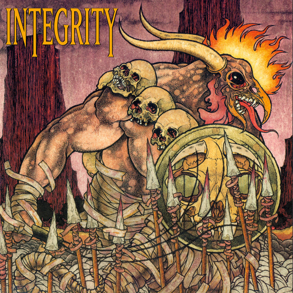 INTEGRITY - HUMANITY IS THE DEVIL LP