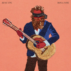 IRON AND WINE - BEAST EPIC CS