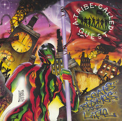 TRIBE CALLED QUEST, A - BEATS, RHYMES AND LIFE LP